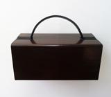 JUNKO KOSHINO 木製バッグ