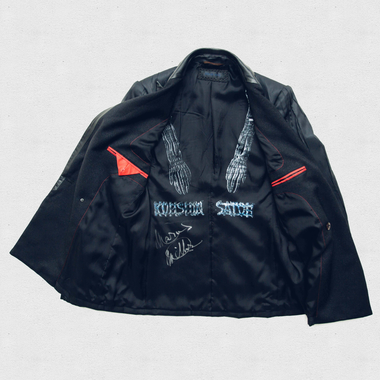 【売約済】マーカス・ミラー様サイン入りジャケット